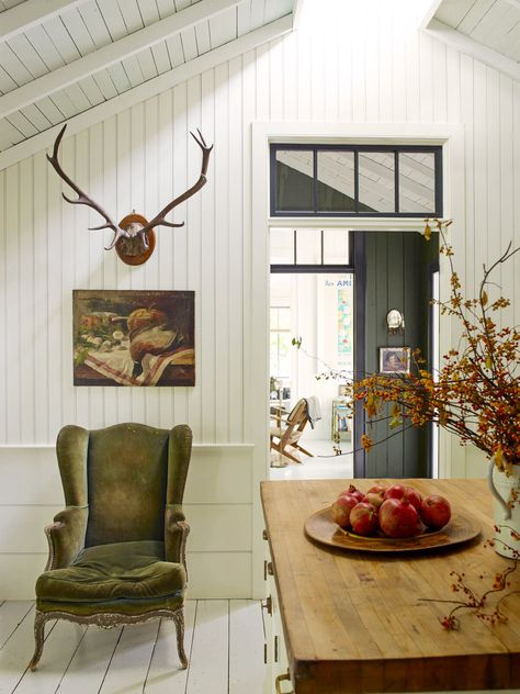 House Tour :: English Sensibilities Meet Northern California Style In One of My Favorite Homes - coco kelley coco kelley Home Interior Design, Interior And Exterior, English Cottage Style, English Cottage Decorating, English Cottage Interiors, California Style, Northern California, Valley California, The Ranch
