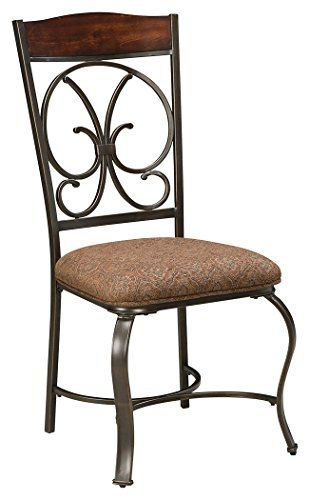 ashley furniture signature design glambrey dining room chair set