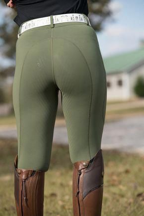 FITS A619 TechTread Full Seat w/ Silicone Tread in Hunter Green Spring 2018 #horseridingstyle,equestrianfashion,equestrianlifestyle,equestrianclothing,horseridinggear,horseridingclothes,horsebackriding,horseridinglessons,horsejumping,horsesupplies,horsetraining,horseaccessories