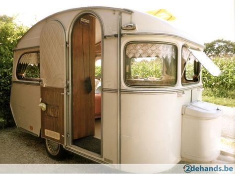 I'd take this vintage trailer camping. Looking forward to doing some camping and fishing this summer.