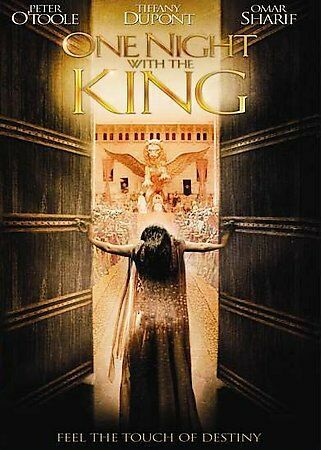 One Night With The King Dvd Peter O Toole Tiffany Dupont Luke Goss Omar Sharif Ebay Kings Movie First Night Night