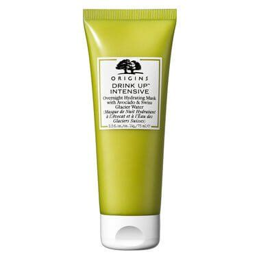 Drink Up Intensive Overnight Hydrating Mask With Avocado Glacier Water Origins Mecca In 2020 Origins Drink Up Hydrating Mask Overnight Mask