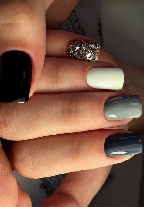 23 luxury nail ideas for winter 2019