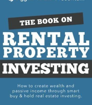 The Book on Rental Property Investing PDF | Passive income