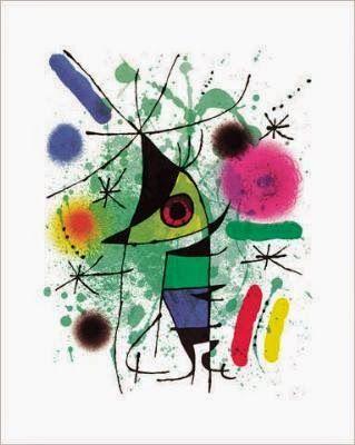 Pintores Famosos Joan Miró Vida Y Obras Joan Miró Cuadros De Joan Miro Arte De Peces
