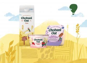 Chobani Yogurt Oat Milk Vs Greek A Nutrition Comparison Chobani Yogurt Oat Milk Yogurt