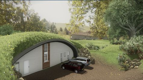 7 best Maison atypique Gers, Naturadome images on Pinterest