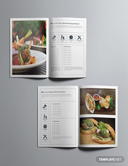Free Printable Cookbook Catalog Template Word Doc Psd Indesign Apple Mac Pages Publisher Cookbook Template Cookbook Indesign