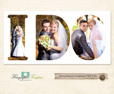 Photography Storyboard Templates Wedding Storyboard Photoshop