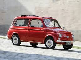 Bildergebnis Fur Fiat 500 Giardiniera Fiat Fiat Cars