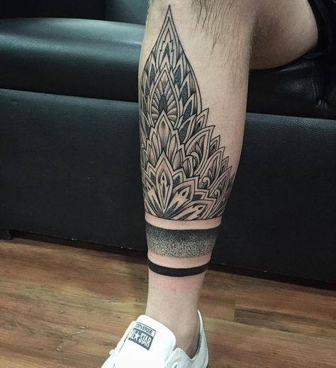 Leg Tattoo collection for girls