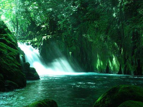 東方 幻想郷にありそうな実際の風景 2ch東方スレ観測所 幻想郷 風景 美しい滝