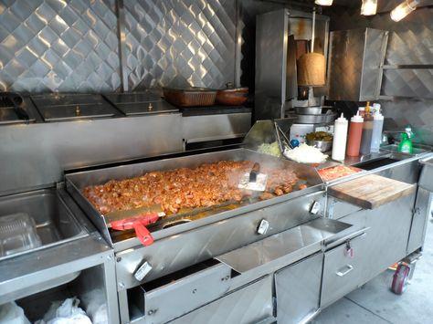 Food Truck Interior Google Bar Restaurant