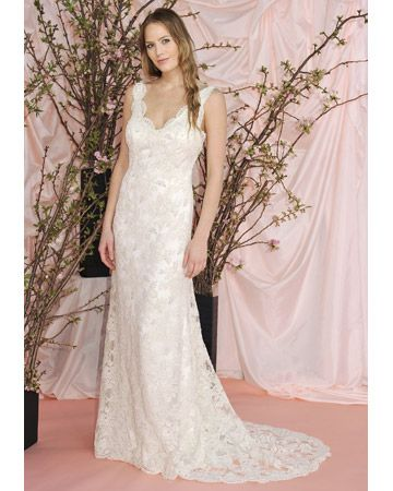 a830bbc993cf lace wedding gown. lace wedding gown. Подробнее... Modern Lace Wedding  Dresses from Spring 2012 Bridal Fashion Week