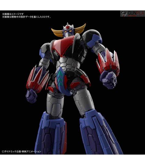 HG 1//144 Grendizer Plastic Model Kit Bandai Japan NEW *** INFINITISM