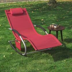 Verstellbare Gartenliege Woodward Mit Auflage Gartenliege Sonnenliege Gartenliege Polyrattan