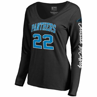 Nfl Pro Line By Fanatics Branded Christian Mccaffrey Carolina Panthers Women S Black Heartthrob Name Numb With Images Womens Shirts Christian Mccaffrey Carolina Panthers
