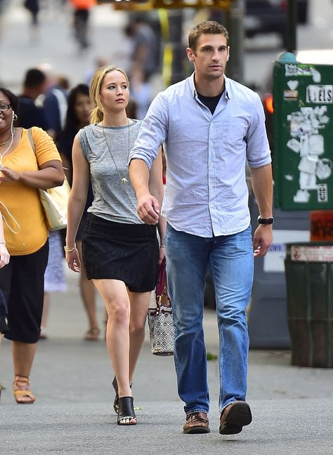 WELL LOOK WHAT HAPPENED. | So Jennifer Lawrence Got Another Hot Bodyguard
