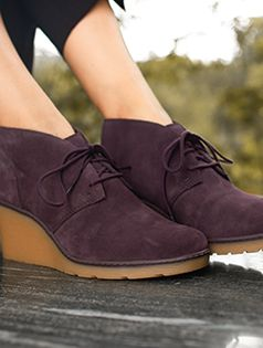 80f557ec The HAZEN casual dress bootie collection for Women from CLARKS is ...