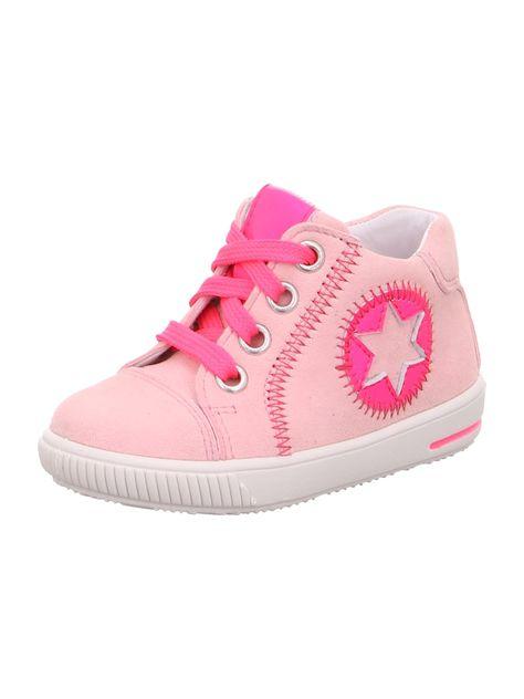 Superfit Baby M/ädchen Moppy Lauflern Schuhe