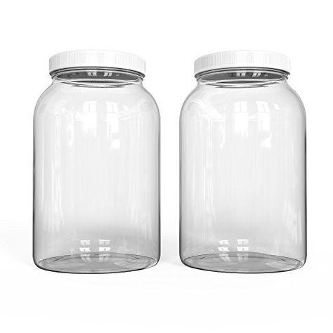 Kombujars 1 Gallon Gl Jar 4 Pack