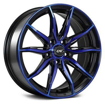Advertisement Ebay Dai Alloys Dw115 Frantic Wheels 18x8 40
