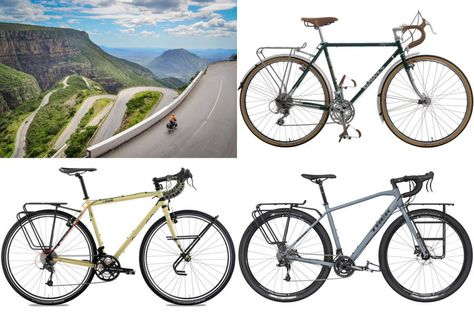 13 Of The Best Touring Bikes Your Options For Taking Off Into The Beyond Touring Bike Touring Bike
