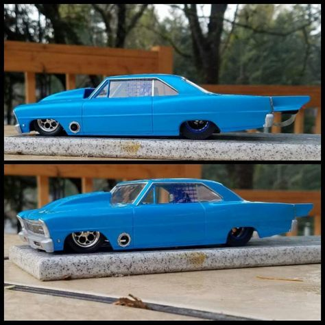 Bad ass 66 Nova my friend Dale finished over the weekend!
