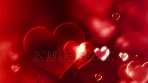 Hearts Of Glass - Love And Wedding Video Background Loop /// Red hearts form a very interesting evolving texture. A wonderfully intense video loop for weddings, parties and musical events.  #heart #love #romantic #wedding #decoration #romance #marriage #drawing #decor #decorative #cute #valentines #hearts #lover #invitation #couple #template #lovers #woman #beautiful