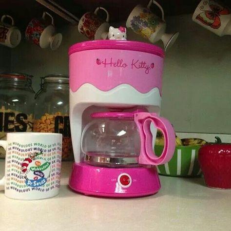 Hello Kitty Coffee Maker Hello Kitty Hello Kitty Kitchen