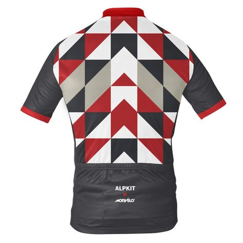 Alpkit Cycling Jersey Follow us at fetchftw or visit us at www.fetchkc.com