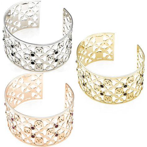 nuovo di zecca 619b5 948d3 bracciali eleganti dorati - Cerca con Google | Cose da ...