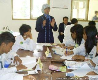 Pembelajaran Tak Terbatas Pendidikan Belajar