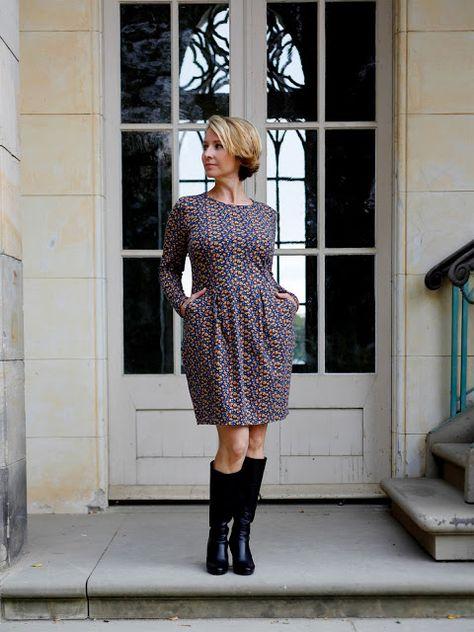 Mondgöttin: Kleid Chloe ohne Tulpenrock