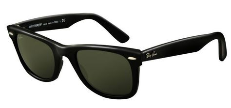 e95e72d14 Ray-Ban Original Wayfarer Black Mens Women Unisex Sunglasses - Free  Shipping #RayBan