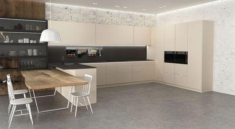 Muebles Romerohogar Cocina Logos Modelo Nx Composición En L
