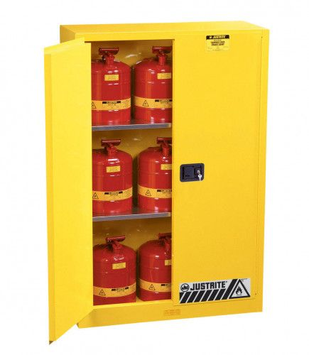 Keep Dangerous Liquids Safely Organized And Segregated Ensure Safe Evacuation Time In The Event Of Fire Storage Fuel Storage Storage Cabinet