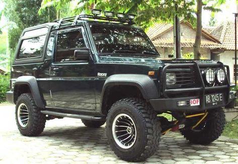 Mobil Bekas 1998 Long Jeep Daihatsu 1 Brigade 15 Mobil Mobil Bekas