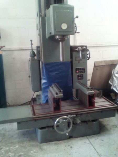 Reboring Machine Wiedemann Made In Germany Boring Size From 50mm To 350mm Table 1400mm 4off H Industrial Machinery Machinery For Sale Automotive Engineering