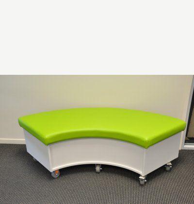 Terrific Quarter Circle Storage Ottoman Furnware Australia Design Creativecarmelina Interior Chair Design Creativecarmelinacom