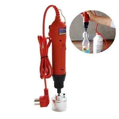 10 50mm Manual Electric Bottle Cap Sealer Plastic Bottle Capping Machine 220v Ebay Plastic Bottles Bottle Cap Bottle