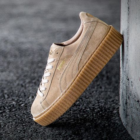 "047d4cb0a PUMA on Instagram  ""Slow your scroll. Creeper from FENTY - PUMA by Rihanna.  Double tap and get a closer look. Available in select PUMA stores."""
