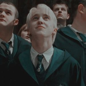 stuff — draco malfoy and hermione granger icons // order. Draco Harry Potter, Magia Harry Potter, Harry Potter Icons, Mundo Harry Potter, Harry Potter Characters, Draco And Hermione, Draco Malfoy Aesthetic, Slytherin Aesthetic, Drarry