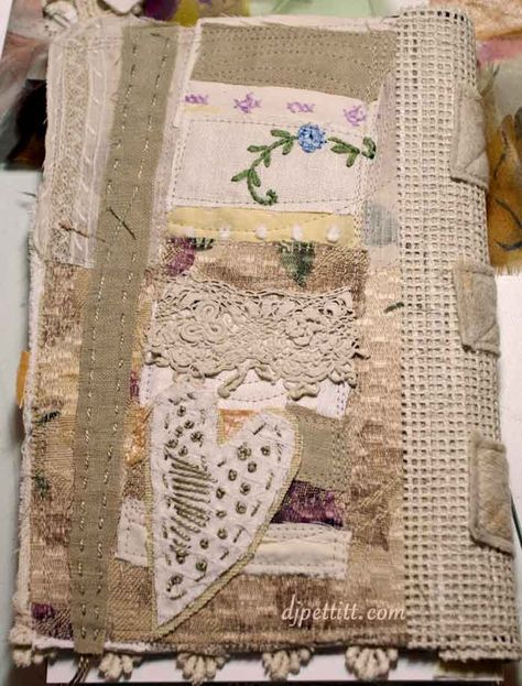 oh fabric journal yummy mummy....