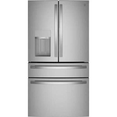 Ge Profile Pvd28bynfs Warners Stellian Best French Door Refrigerator French Door Refrigerator Ge Appliances