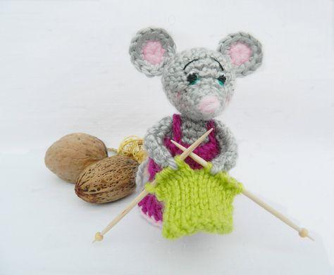 Cute Tiny Amigurumi Patterns | Crochet amigurumi free patterns ... | 391x474