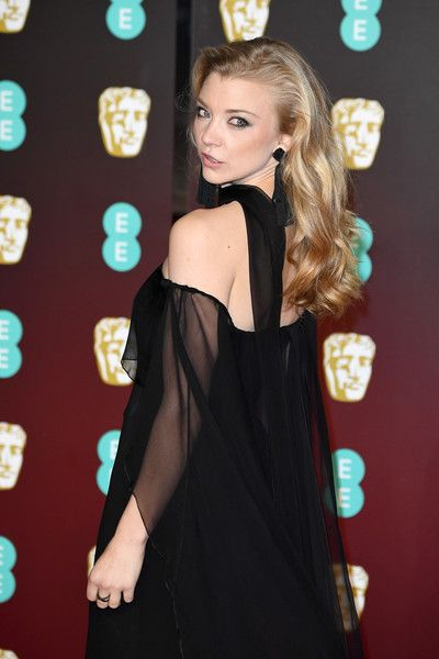Natalie Dormer attends the EE British Academy Film Awards (BAFTA).