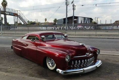 Custom Muscle Cars, Old School, Hot Rods, Rat rods, Classic Trucks & Cars. Vintage Cars, Antique Cars, Old School Cars, Lead Sled, Ford, Hot Rides, Sweet Cars, Us Cars, Kustom