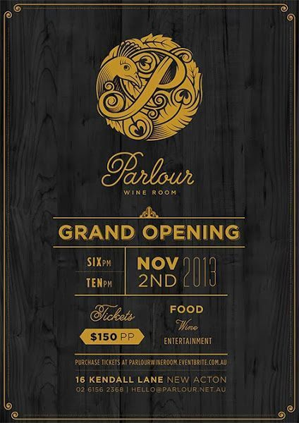 Grand Opening Invitation Ideas Best Of E6f92ee8d Be32feb6d492ca70a 424 600 Restaurant Poster Grand Opening Invitations Grand Opening