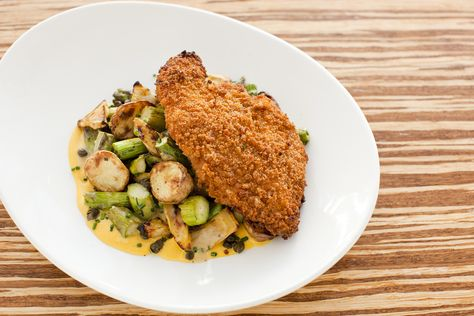 Art Smith's Unfried Chicken Recipe! #ArtSmith #Recipe #UnfriedChicken